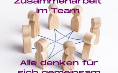 Konstante Verbesserung der Zusammenarbeit im Team