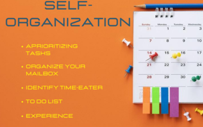 Five recommendations for self-organisation