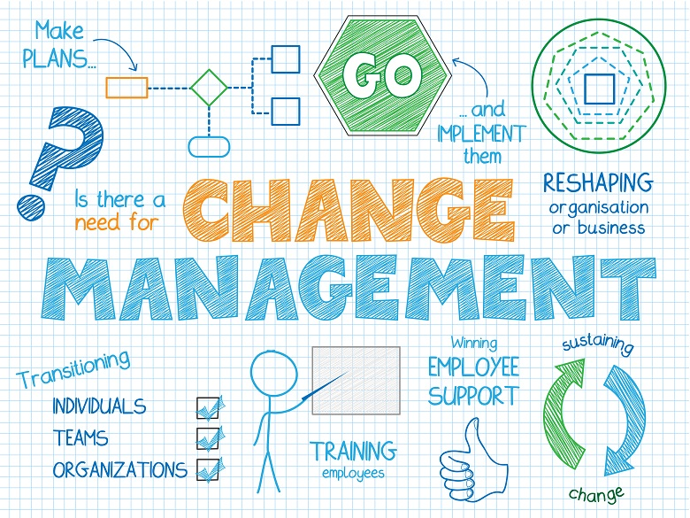 Change Management: The top 3 mistakes during the change process in companies