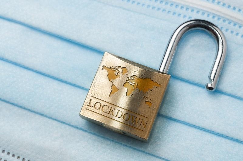Lockdown for sales?
